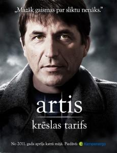 Artis - Krēslas tarifs © @verners